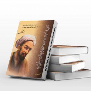 دانلود کتاب در مدرسه سعدی شیرازی